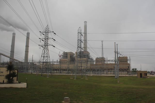 Field Trip - Power Plant | TSERI