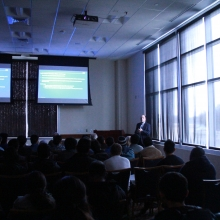Sean A. McKenna Tech Talk