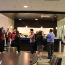 Faculty and Staff Happy Hour Sept 2015