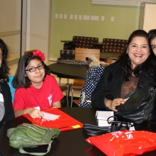 Girls Inc. visits UTSA