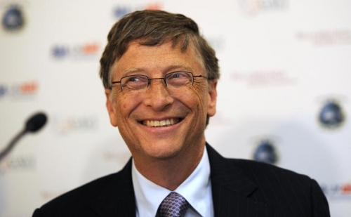 Bill Gates Announces New Fund to Develop Green Technologies