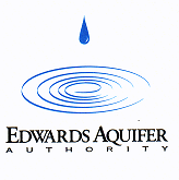 The Edwards Aquifer Region Map