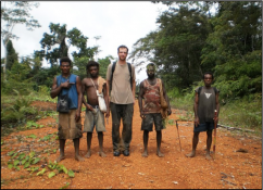TSERI doctoral researcher heads to Papua New Guinea