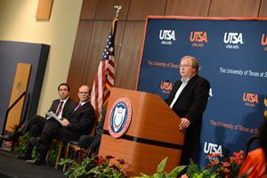 UTSA announces creation of Open Cloud Institute