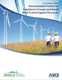UTSA Energy Institute invited to speak at U.S. Wind Turbine Standards Summit