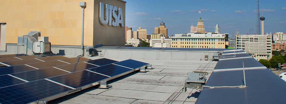 UTSA SmartLiving Campus